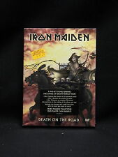 SEALED 3 DVD Set Iron Maiden Death On The Road 2006 Sanctuary Records