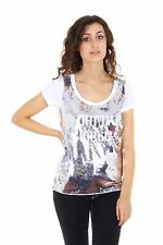 Emporio Armani Ladies T-Shirt Short Sleeve