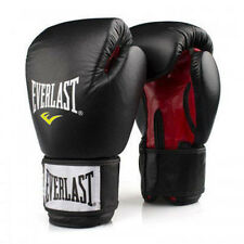 Everlast Fighter Boxing Gloves Leather Boxing Kickboxing Muay Thai