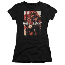 """Sons Of Anarchy """"Code Red"""" Women's Adult & Junior Tee or Tank"""