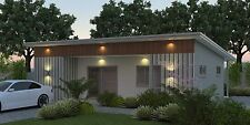 Shipping Container / Small house Plans / 2 bedroom / Construction Plans For Sale