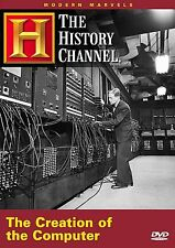 Modern Marvels - The Creation of the Computer History Channel