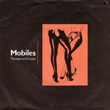 """Mobiles-Partners In Fiction 7"""" 45-Rialto, RIA 10, 1982, Plain Sleeve Writing On"""
