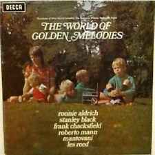 Various-The World Of Golden Memories LP-DECCA, SPA.207, STEREO 1971 12 Track