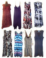 Sz XS-XL NWT$50-$68 - Vera Wang Blush Botanicals & Tie Dye Sleeveless Dresses