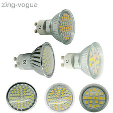 LED BULB GU10 Spot Day Warm White 21 48 60 SMD 5050 Save Energy decoration Lamp