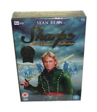 Sharpe - Classic Collection (DVD, 2010, 8-Disc Set, Box Set)