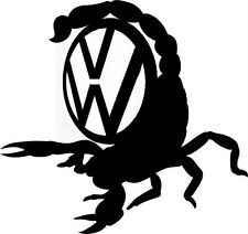Car vw bumper Decal Truck vinyl Sticker JDM racing window decal funny VW cool