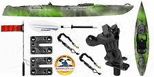 Wilderness Systems Pungo 120 Fishing Kayak - Angler Package - Sonar