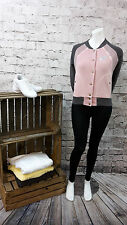 Nike Lady's Long Sleeve Tracksuit Training Top Gym Jacket in DUSTY PINK COLOUR.