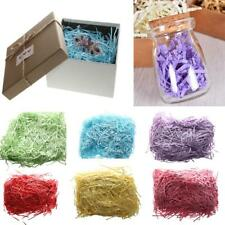60g Shredded Cut Tissue Paper Gift Wrapping Basket Filler Colored
