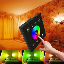 12-24V RGBW Full Color Dimmer Touch Panel Controller For RGB RGBW LED Strip CU
