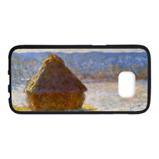 Monet the Grainstack 1896 Samsung Protection Case Cover - S7/S6/S6/S5/Edge/Note