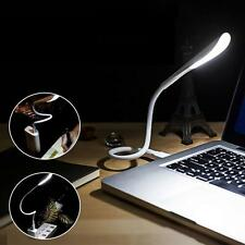 Flexible Mini USB LED Light Computer Bright Lamp For Notebook PC Laptop Reading