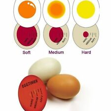 Magic Color Changing Egg Timer Kitchen Cook Cooking Boil Eggs Thermometer New ^^