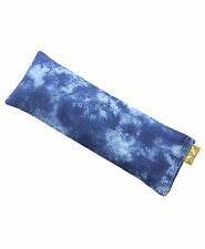 Indigo | Linseed Eye Pillow | 100%Cotton | Lined|Yoga|ChooseScent|Relax|Flaxseed