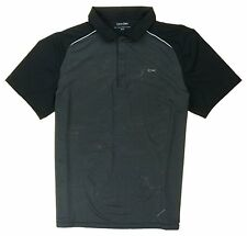CALVIN KLEIN Performance Men's Golf Moisture Wicking Polo Shirt NEW WITH TAGS
