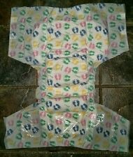 """Med / Large Rearz SPOILED Print ABDL Adult Diapers +""""NUK"""" 6 Pacifier. THICK++."""