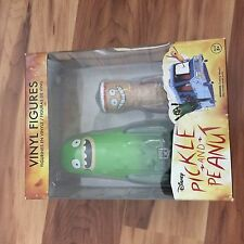 WALT DISNEY FUNKO VINYL FIGURES PICKLE AND PEANUT NIB 2 PACK XD POP