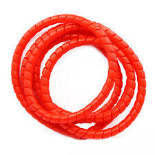 Tidy/Spiral Cable Wrap/Hide/Banding/Loom ~ PC,TV,Home Cinema,Wire Management