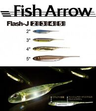 FISH ARROW FINESSE SOFT LURE FLASH-J 4""