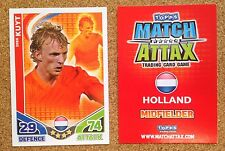 TOPPS Match Attax World Cup 2010 football card - Various H to N