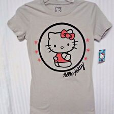 Hello Kitty Original (Kitty Wearing Pink Glitter Outfit & Bow) T-shirt