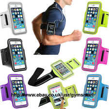 Gym Smart- Running Armband Jogging Arm Band Sports Case Strap Apple iPhone iPod