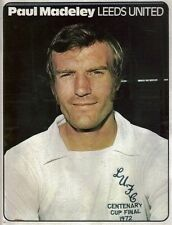 Shoot football magazine Leeds United player picture - VARIOUS