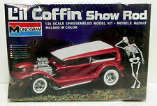 1985 Issue Monogram Lil Coffin Show Rod  Kit Sealed