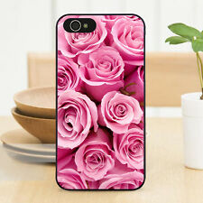 Beautiful Romantic Roses Sexy Girly Hard Case Cover For iPhone Models