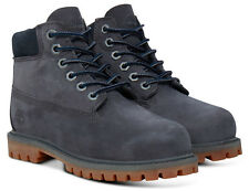 Timberland  A1B9S  6 Inch Premium Waterproof  Forged Iron Juniors Boots