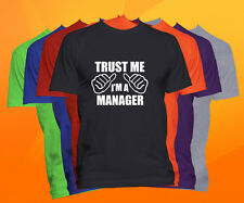 Trust Me I'm A Manager T Shirt  Career Occupation Profession Tee