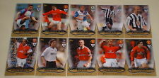 Topps Premier Gold 2003 Football Card, 2002-2003, Choose Cards, Player of Year