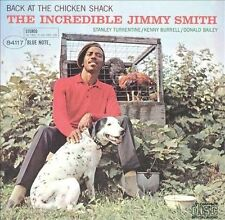 JIMMY SMITH - Back at the Chicken Shack (Original CD, Sep-1988, Blue Note)