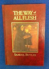 The Way of All Flesh - The Great Writers Library - Samuel Butler