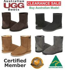 UGG BOOTS - Classic Short - 100% Australian Made - New - Free Express Postage!