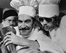 Theatre of Blood Diana Rigg Vincent Price as Chef's in Disguise Poster or Photo