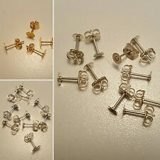 Assorted Listing of Earring Findings - Posts, Kidney Wire