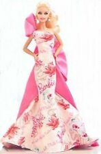 NWT Rose Splendor 2010 Barbie Doll Collectors Blond