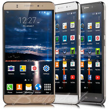 """Touch Unlocked 5.5"""" Smartphone 3G Android5.1 Mobile Phone GPS Dual SIM Quad Core"""