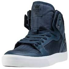 Supra Vaider Mens Trainers Navy New Shoes