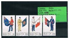 GB Stamps - Malta, IOM & Guernsey Sets