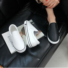 Women Shoes Spring Fashion Slipon Simple Star Mark Design Daily Comfort Sneakers