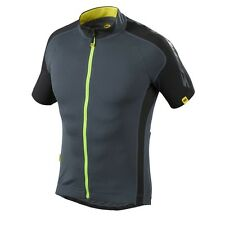 MAVIC SPRINT Jersey grey green short sleeve Cycling Jersey Road bike MTB