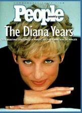 THE DIANA YEARS by PEOPLE MAGAZINE    HC/DJ  COMMEMORATIVE EDITION