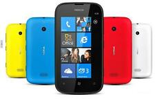 "Nokia Lumia 510 Unlocked 5MP WIFI 4"" GPS Windows OS GPS 4GB ROM 256 RAM Original"