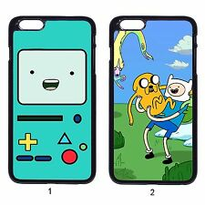 Adventure Time bmo beemo Finn Jake Case For Apple iPhone iPod & Samsung Galaxy