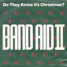 "Band Aid II-Do They Know It's Christmas? 7"" 45-PWL Polydor, FEED 2, 873 646-7, 1"