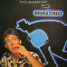 Paul McCartney-Give My Regards To Broad Street LP-Parlophone, PCTC2, 1984, Gatef